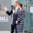 The Duke & Duchess of Cambridge Visit Manchester - 410 x 600