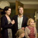 Chris O'Donnell and Julia Ormond