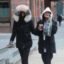 Daniela Braga and Kelly Gale – Shopping in New York - 454 x 681