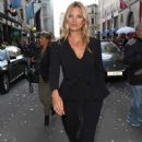 Kate Moss at the Stella McCartney store on Bond St in London - 454 x 757