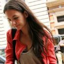Katie Holmes stepping out in NYC (July 18)