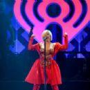 Bebe Rexha – Performing at iHeart Radio Jingle Ball in Washington - 454 x 302