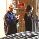 Selena Gomez and The Weeknd were spotted at Giorgio Baldi in Santa Monica Tuesday, January 10, 2017