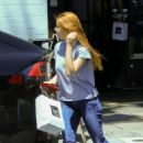 Ariel Winter – Picking up lunch at Joan's on Third in Studio City