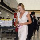 Margot Robbie Arrives at Airport in Tokyo 08/24/2016