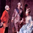 Archduke Maximilian Francis of Austria visited Marie Antoinette and her husband on 7 February 1775 at the Château de la Muette