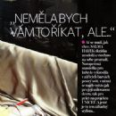 Salma Hayek - InStyle Magazine (Czech) May 2009