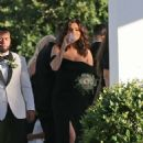 Selena Gomez – Spotted at her cousin's wedding in Los Angeles - 454 x 679