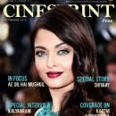 Aishwarya Rai Bachchan - Cinesprint Magazine Cover [India] (November 2016)