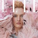 Daria Strokous - Elle Magazine Pictorial [Russia] (December 2018) - 454 x 568