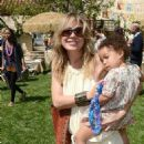 Ellen Pompeo: at the Huggies Hawaiian and Baby2Baby Luau event