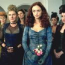 Annabelle Apsion as Polly Nichols, Lesley Sharp as Kate Eddowes, Katrin Cartlidge as Dark Annie Chapman, Heather Graham as Mary Jane Kelly, Samantha Spiro as Martha Tabram and Susan Lynch as Elizabeth