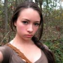 Jodelle Ferland as Katniss Everdeen - 454 x 605