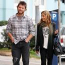 Sam Worthington and Natalie Mark - 417 x 600