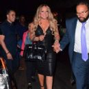 Mariah Carey at Madison Square Garden in New York - 454 x 590