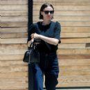 Rooney Mara – Leaves a salon in Los Angeles - 454 x 681