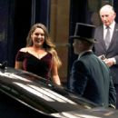 Kelly Brook – Leaves Dorchester Hotel in London