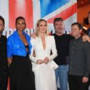 Alesha Dixon and Amanda Holden – Britain's Got Talent Auditions in Manchester - 454 x 295