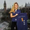 Bar Refaeli Hits The Laureus World Sports Awards