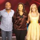 Darius Rucker guest stars on Oprah Windrey show with Carrie Underwood