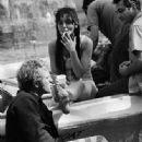 Steve McQueen and Suzanne Pleshette