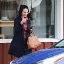 Jordana Brewster out in Brentwood 03/06/2019 - 454 x 303