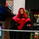 Bebe Rexha – Pictured at Macy's Thanksgiving Day Parade New York City