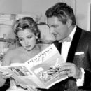 Jane Powell and Liberace at Chi Chi Club 1957 - 454 x 293