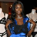 Victoria's Secret Angel Leomie Anderson Debuts New Fall Collection - 454 x 624