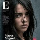 María Miguel - Expresso Magazine Cover [Portugal] (17 August 2019)