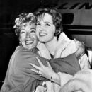 Lana Turner with beautiful daughter Cheryl Crane - 454 x 583