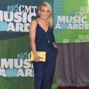 Jamie Lynn Spears 2015 Cmt Music Awards In Nashville