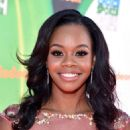 Gabby Douglas 2014 Nickelodeon Kids Choice Sports Awards In La