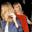 Taylor Swift spotted out in New York City Friday, October 14, 2016 - 454 x 638