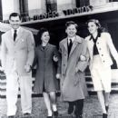 Clark Gable, Shirley Temple, Mickey Rooney and Judy Garland - 454 x 484