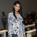 Chanel Iman – Elie Tahari Show at New York Fashion Week in NYC - 454 x 681