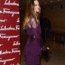 Hilary Swank's Artsy Da Vinci Night in Paris