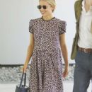 Dianna Agron at Joan's On Third in Studio City - 454 x 721
