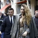 Blake Lively – Out in Paris