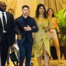 Priyanka Chopra and Nick Jonas at his cousin wedding in Atlantic City