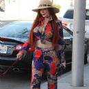 Phoebe Price – Out in Beverly Hills - 454 x 681