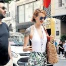 Didem Soydan  : out and about  (May 30, 2016) - 454 x 255