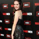 Alison Brie - 3 Season Premiere Of 'Mad Men' At The Directors Guild Theatre On August 3, 2009 In West Hollywood, California