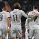 Real Madrid v. Levante  March 15, 2015  Estadio Santiago Bernabeu