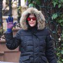 Liv Tyler All Smiles Leaving Her New York Apartment