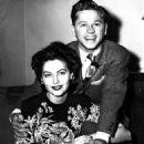 Ava Gardner and Mickey Rooney - 454 x 590