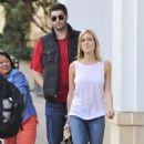 Kristin Cavallari and Jay Cutler spotted shopping in Los Angeles (January 26) - 454 x 726