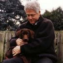 Bill with Buddy - 454 x 614