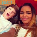 China Anne McClain and Jake Short