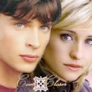 Tom Welling and Allison Mack
